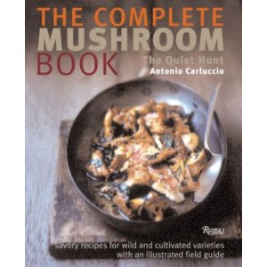 mushroombook Bookslut Column: Mushroom Cookbooks