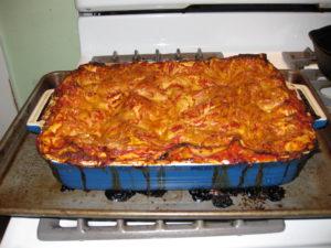 Lasagne!